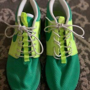 Nike id custom color ROSHE ones